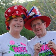 Pastor John Day and his wife Karen