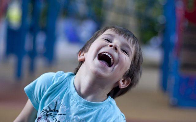 funny bone, humor, boy laughing